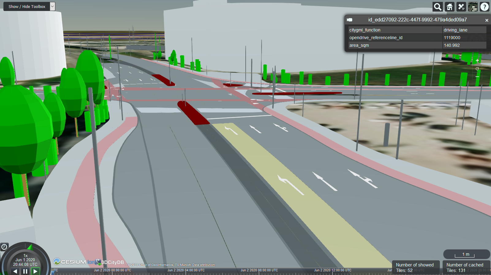 3DCityDB Web Map Client